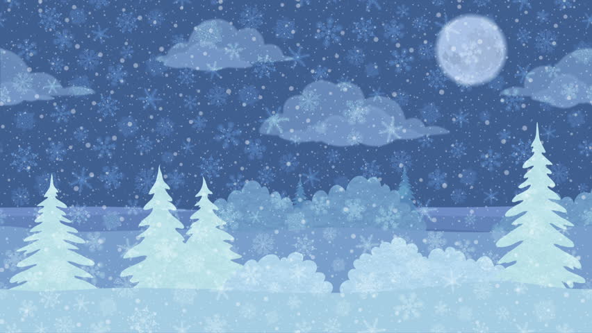 background gallery snow animated - photo #25