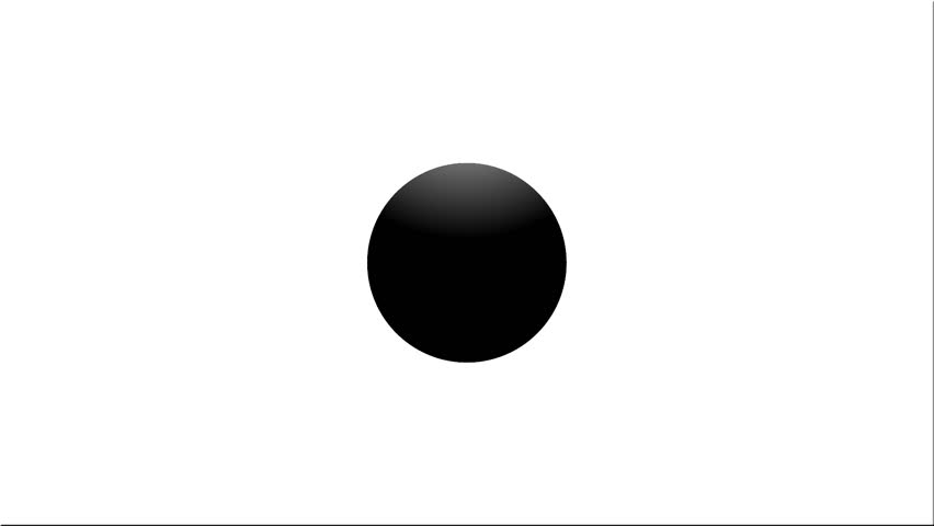 Living drop of black ink, Ink drops isolated on White backgraund  | Shutterstock HD Video #10175483