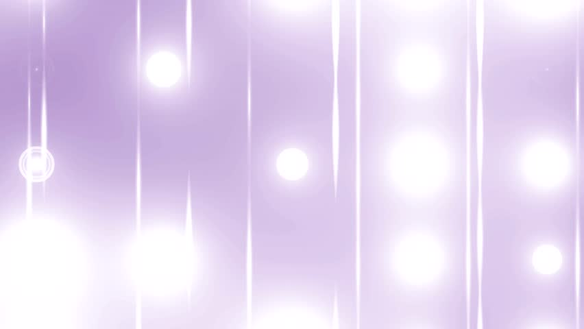 Disco spectrum lights concert spot bulb. Abstract motion background in violet colors, shining lights. Bright flood lights flashing. UHD 4k 4096.  Seamless loop. More sets footage in my portfolio. - 4K stock footage clip