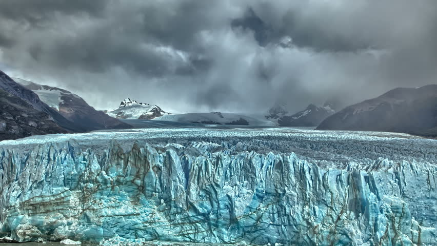 Perito Moreno glacier, Patagonia, Argentina 4K   Shutterstock HD Video #10393085