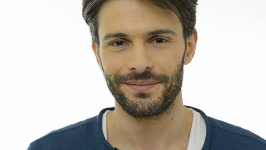 Miraculous Beard Stock Footage Video Shutterstock Short Hairstyles Gunalazisus