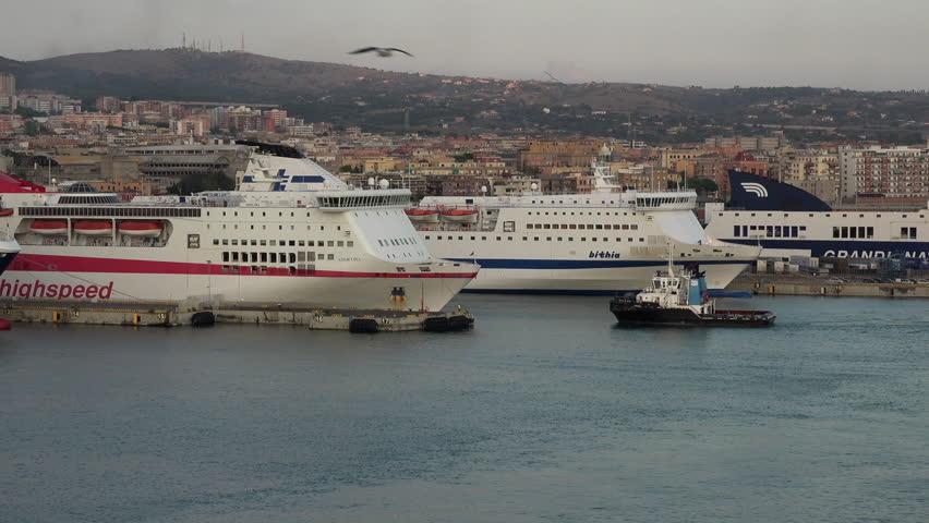 Rome cruise ship port - Port of civitavecchia cruise terminal ...