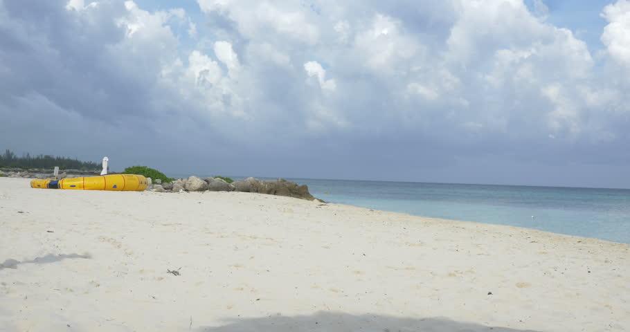 Free-port Island Beach, Bahamas