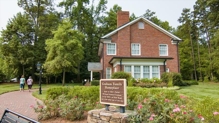 Billy Graham House