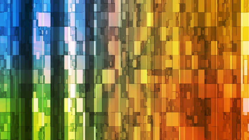 """This Background is called """"Broadcast Twinkling Vertical Hi-Tech Bars 03"""", which is 1080p (Full HD) Background. It's Frame Rate is 29.97 FPS, it is 6 Seconds long, and is Seamlessly Loopable. 