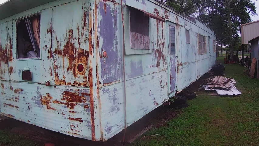 1.jpg?i10c=img Painting An Old Mobile Home on an old cabin, an old barn, an old hotel room,