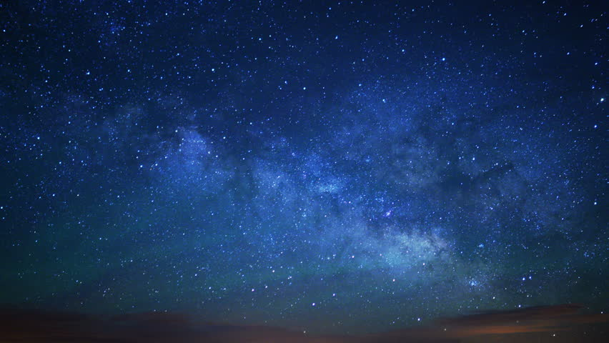 Monument Valley Milkyway 16 Time Lapse Stars | Shutterstock HD Video #11376155