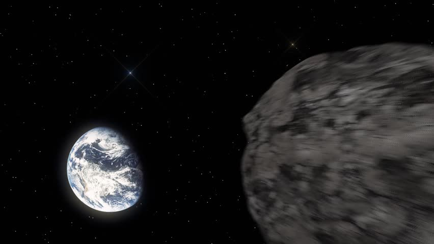 shooting asteroids from earth view - photo #38