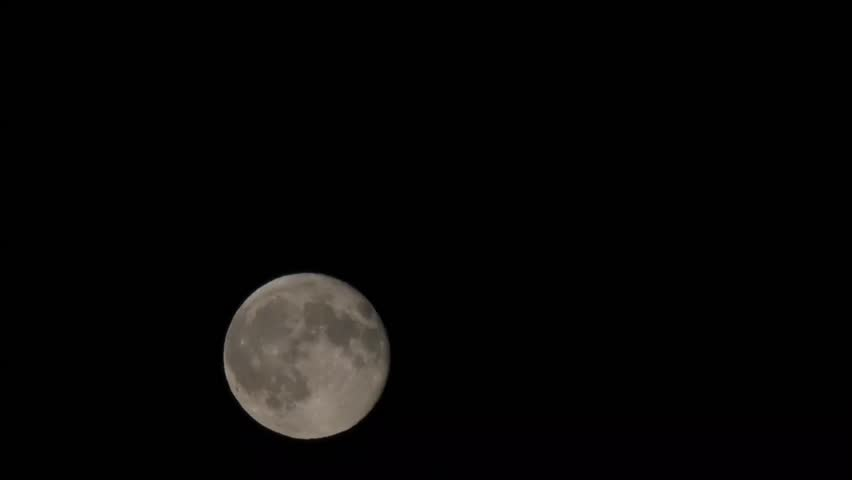Moonrise aug30, 2015 - time lapse | Shutterstock HD Video #11449073