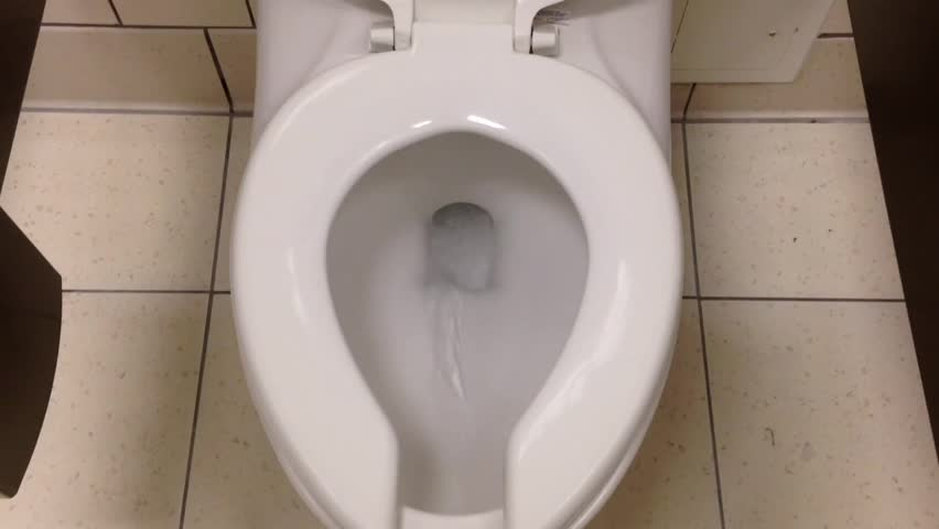 how to clean inside toilet bowl