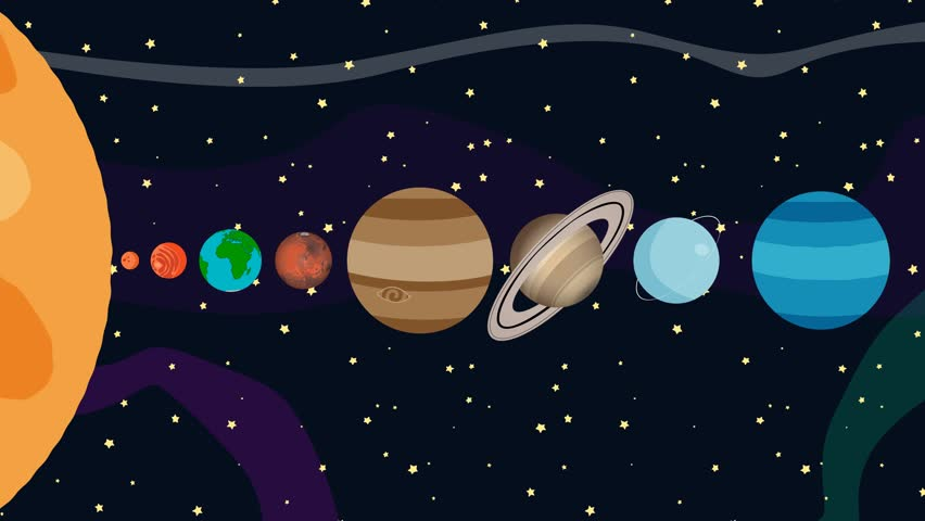 solar system animated - photo #15