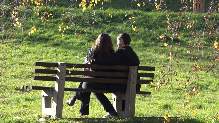 Image result for couple sitting in the park