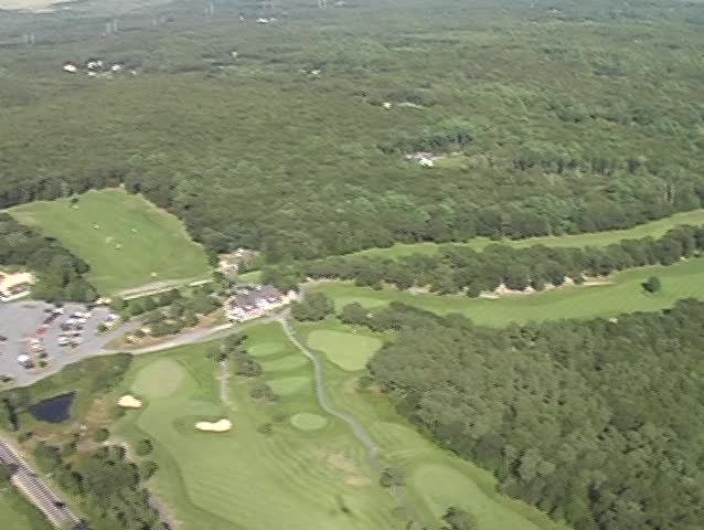Aerial video of Cape Cod - SD stock footage clip