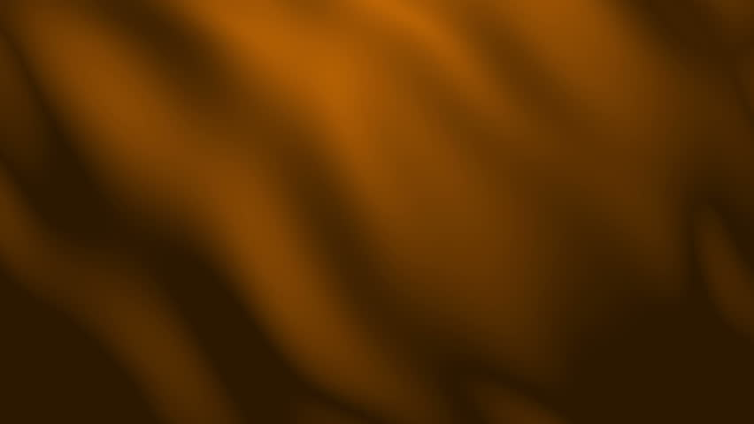 4k Gold Fabric Wave Animation Background Seamless Loop. - 4K stock video clip