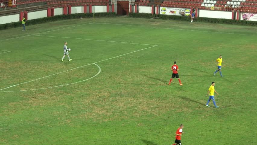 srbija krusevac 2014 fc napredak fc beograd football