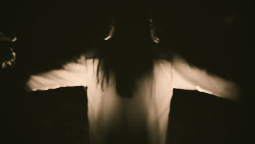 Ghost Girl Series,Halloween or Horror Concept Background | Shutterstock HD Video #12236996