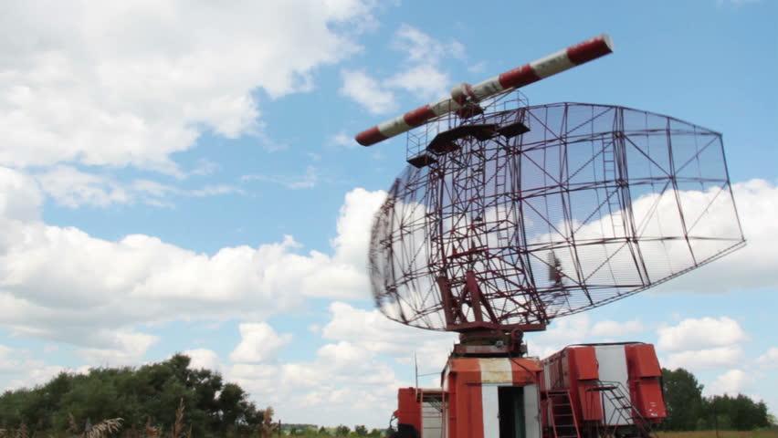 old airfield radar station