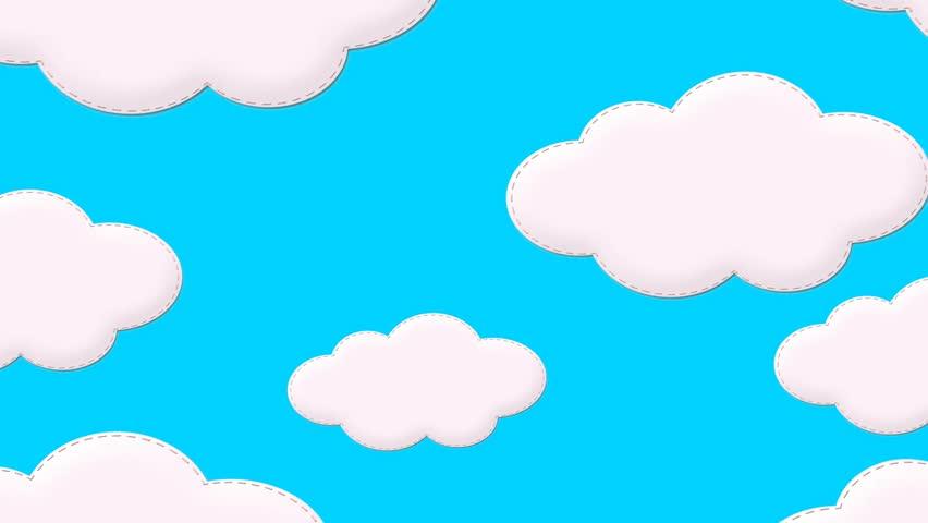 Animated cloud background - photo#27