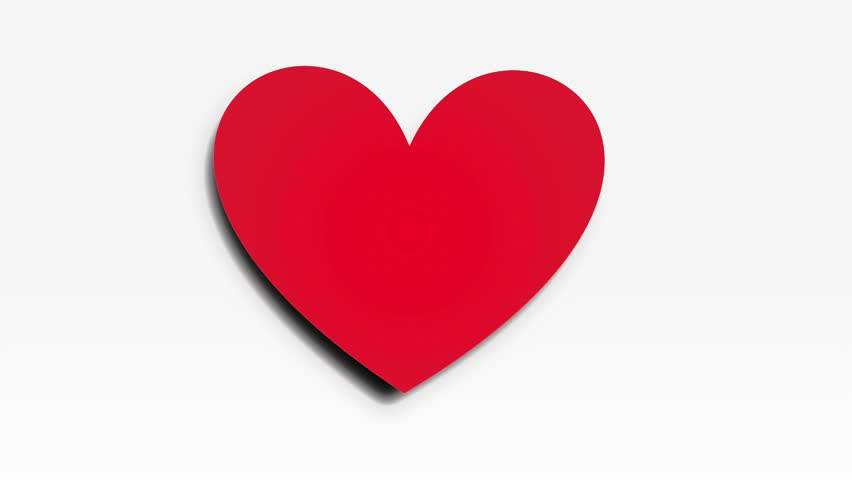 red animated hearts on - photo #11