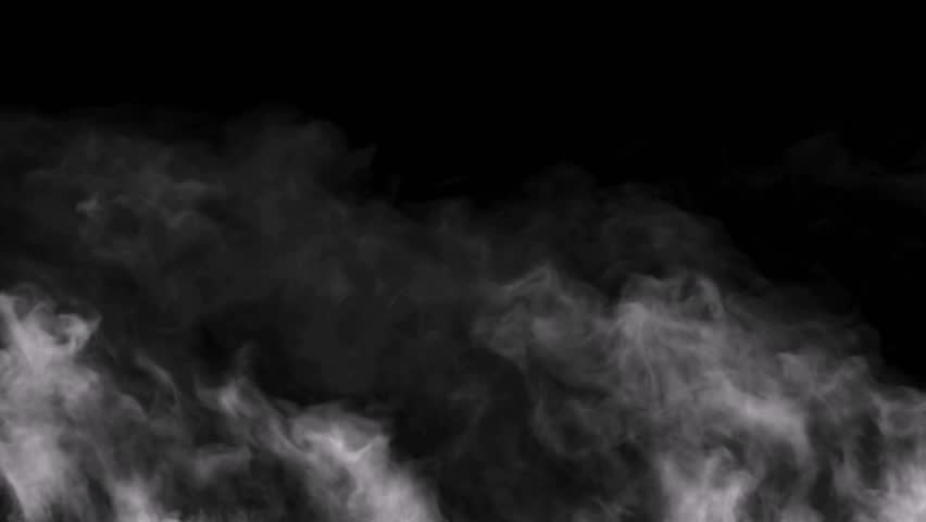 4k Rocket Launch Or Takeoff Smoke And Fire Texture