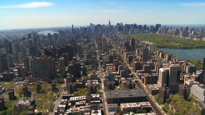 skyline aerial view of the upper east side and central park manhattan new york city north. Black Bedroom Furniture Sets. Home Design Ideas