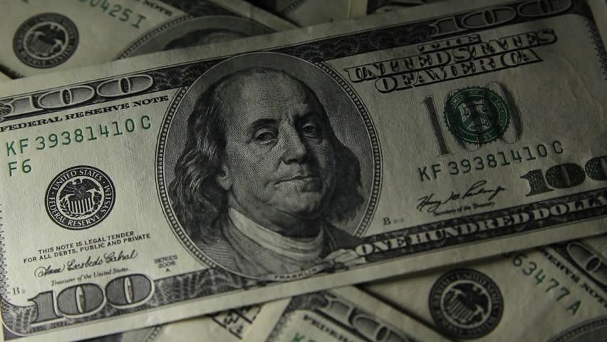 Money Background - HD stock video clip