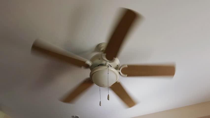 Ceiling Fan Stock Footage Video 11319146