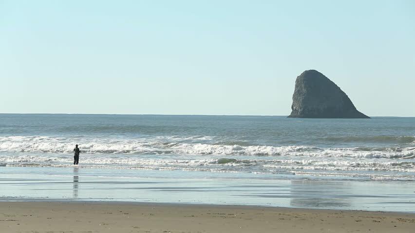 oregon coast surf fishing pyramid rock surf fishing on On surf fishing oregon