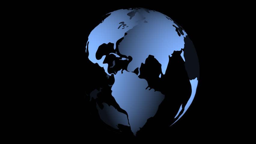 spinning globe clip art animation - photo #46