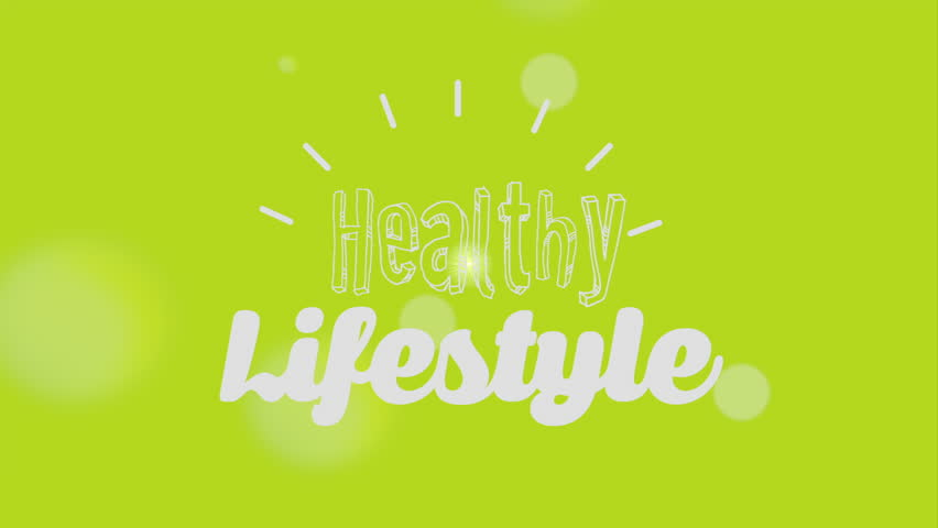 Lifestyle icon design, Video Animation HD1080