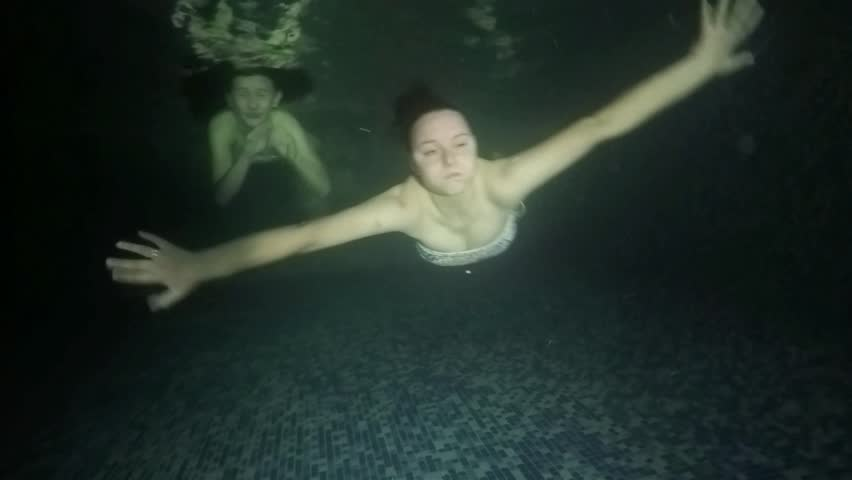 Dark Ocean Underwater Hd