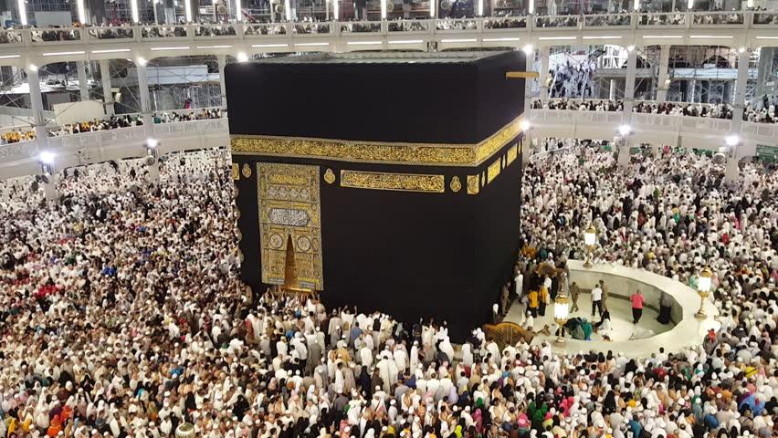 9. MUSLIMS WORSHIP THE KAABA 1