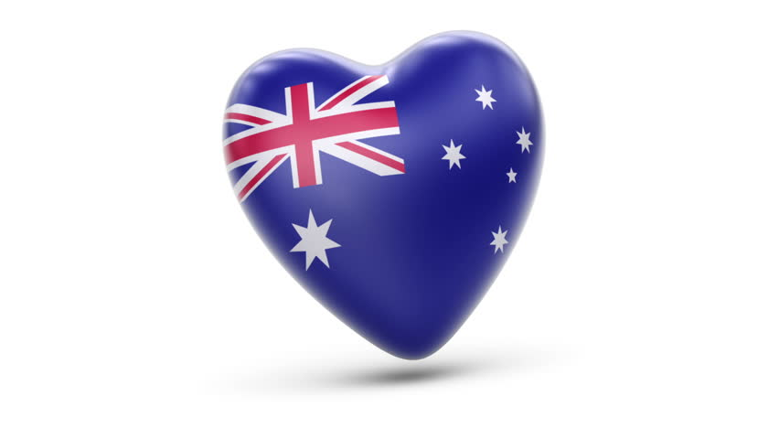 Australia. Looping. - HD stock video clip