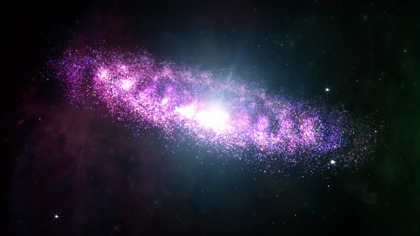 3d picture of stellar nebula - photo #34