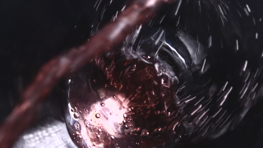 red wine - HD stock footage clip