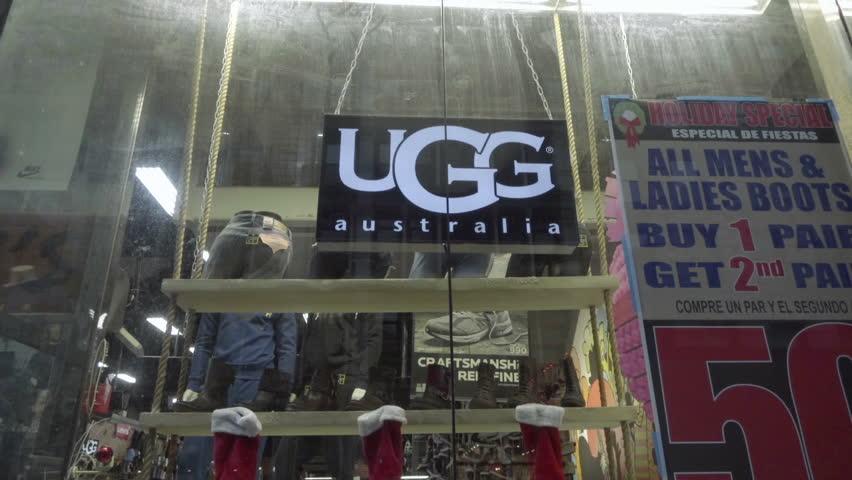ugg store in manhattan