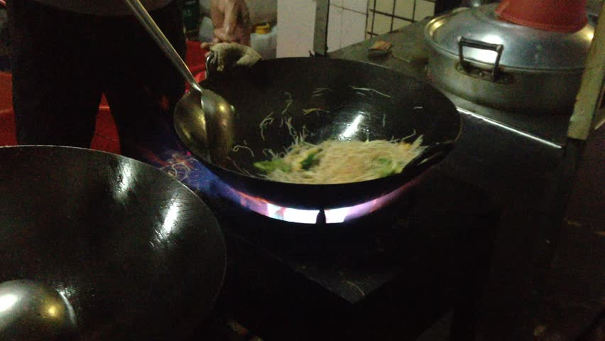 how to cook japanese noodles in woc