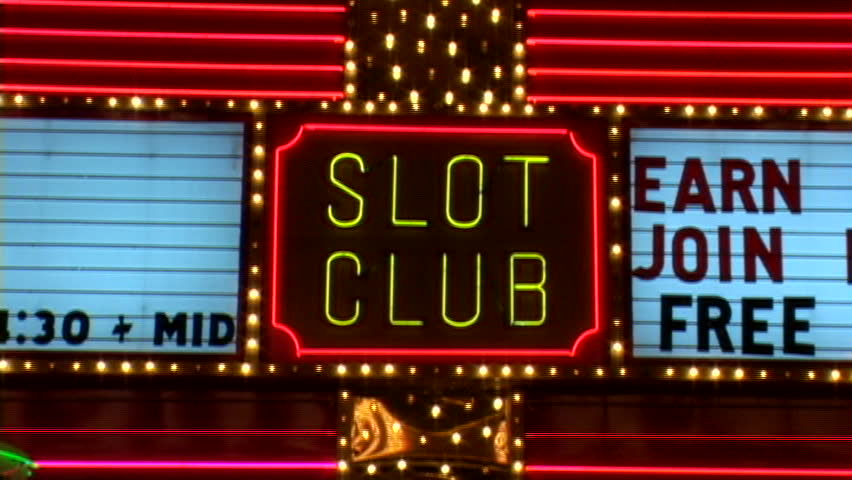 Neon red and pink casino sign | Shutterstock HD Video #1505009