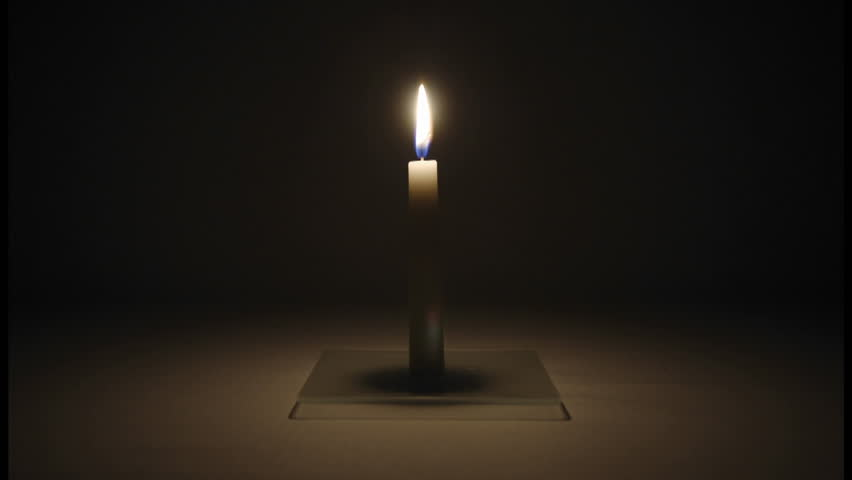 Image result for candle in a dark room
