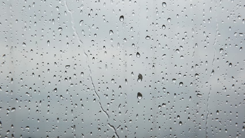 Close-up of water droplets on glass | Shutterstock HD Video #1759277