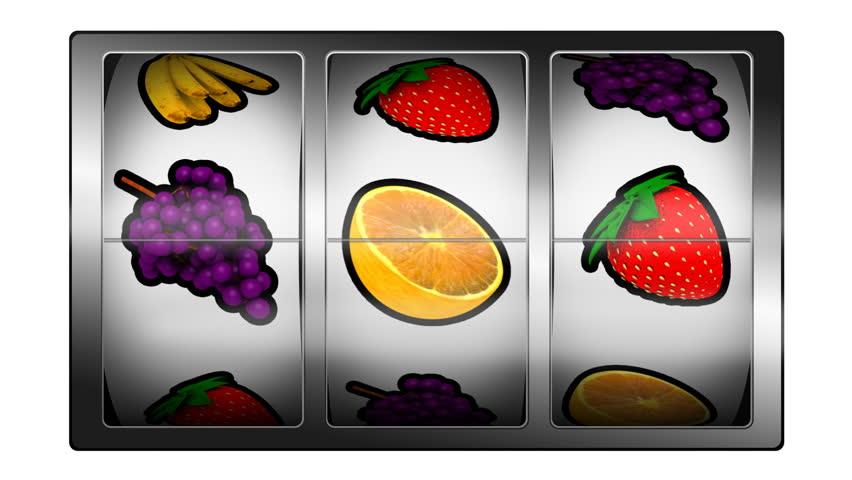 retro fruit machines