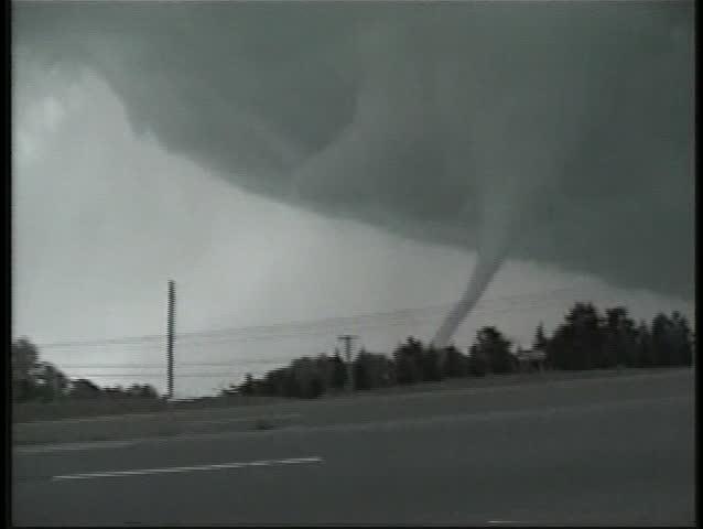 Tornado touches down