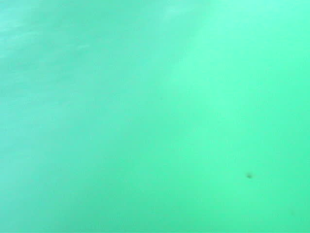 Under water wave - SD stock footage clip