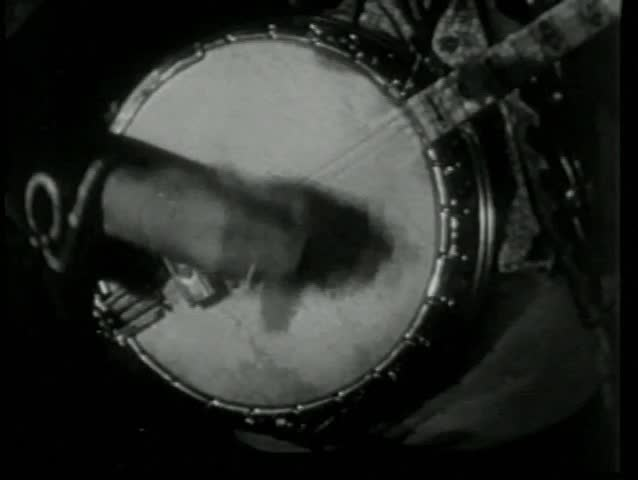 Close-up hand playing banjo | Shutterstock HD Video #1831088