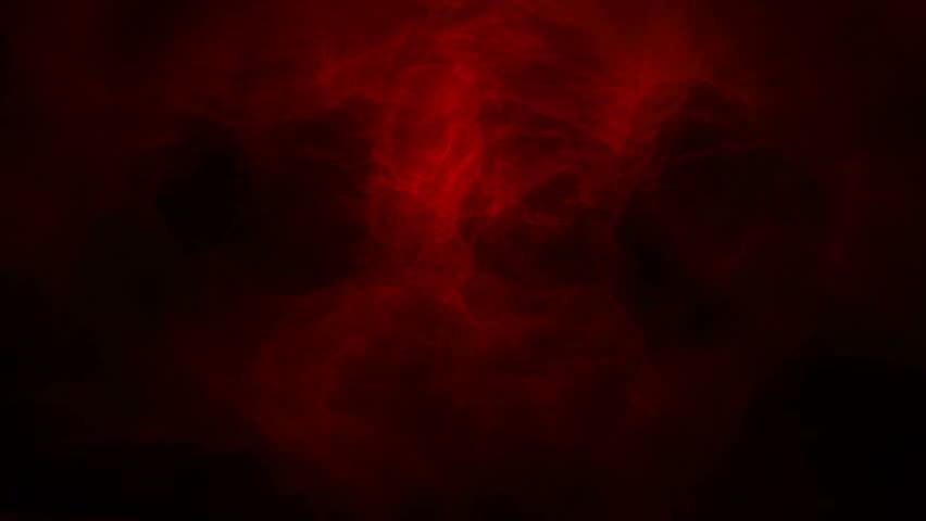 black smoke on a white background horizontal stock