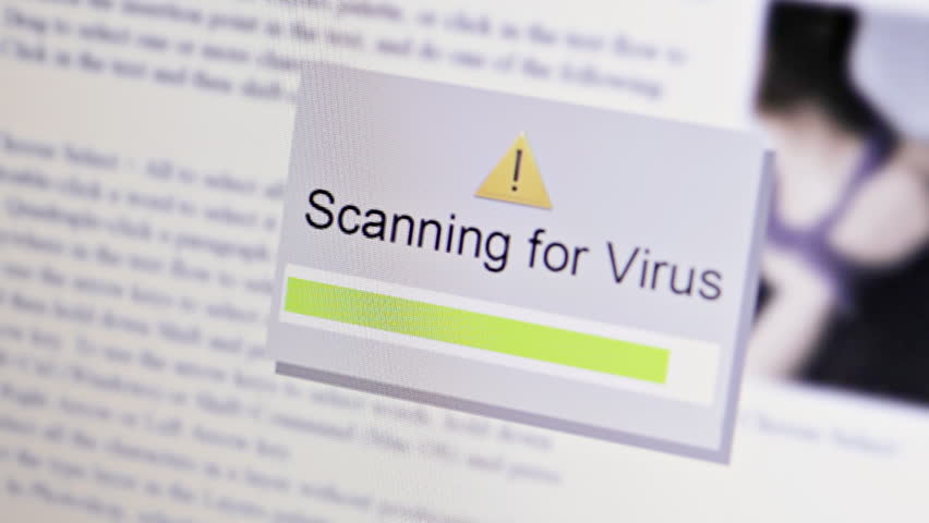 Computer virus definition/meaning