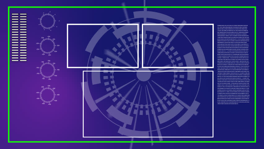Spy Decoder Transmission | Shutterstock HD Video #2042147