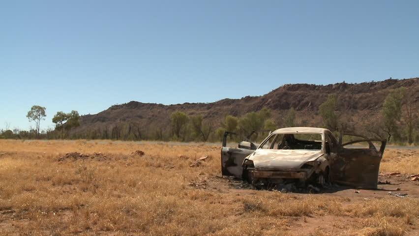 Alice Springs Car Crash