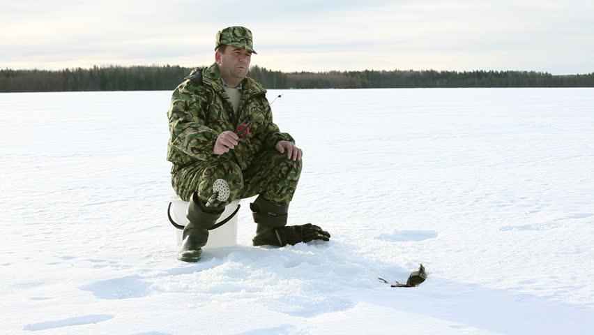 речка снежка рыбалка