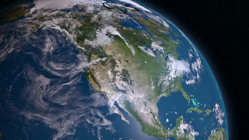 north america from space hd - photo #8